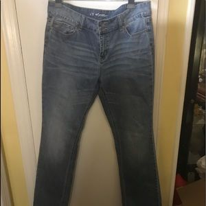VS hipster jeans size 16